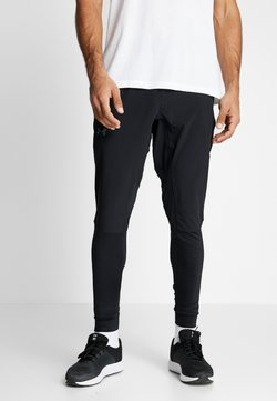 Under Armour - HYBRID - Jogginghose - black/pitch gray
