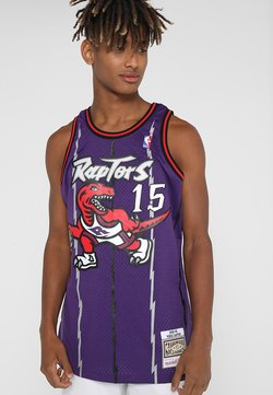 Mitchell & Ness - TORONTO RAPTORS VINCE CARTER ROAD - Top - purple