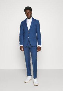 Tommy Hilfiger Tailored - SLIM FIT SUIT - Kostuum - denim blue heather