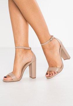 Steve Madden - CARRSON - High Heel Sandalette - blush