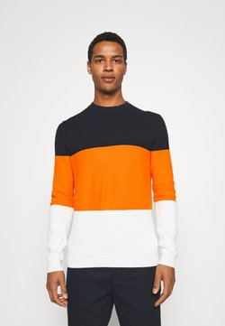 edc by Esprit - Strickpullover - bright orange