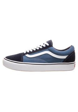 Vans - COMFYCUSH OLD SKOOL - Sneaker low - navy