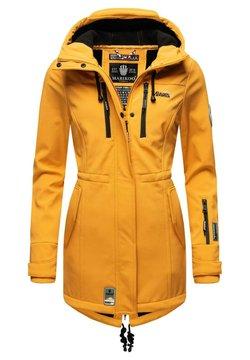 Marikoo - ZIMTZICKE - Parka - amber yellow