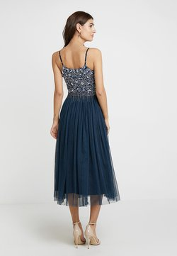 Lace & Beads - RIRI MIDI - Cocktailkleid/festliches Kleid - navy