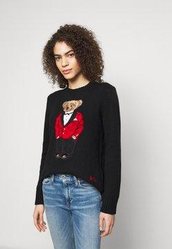Polo Ralph Lauren - BLEND - Sweter - black