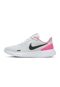 Nike Performance - REVOLUTION 5 UNISEX - Juoksukenkä/neutraalit - photon dust/hyper pink/white/black