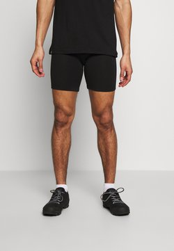 Mons Royale - ROYALE SHORTS - Tights - black