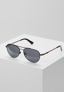 Diesel - Sunglasses - red/black