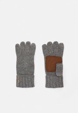 Polo Ralph Lauren - SIGNATURE - Fingerhandschuh - fawn grey heather