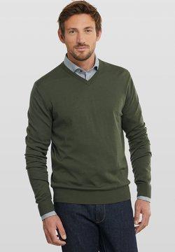 Van Gils - Pullover - dark green