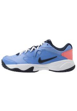 Nike Performance - COURT LITE 2 - Scarpe da tennis per tutte le superfici - royal pulse/obsidian/white/sunblush