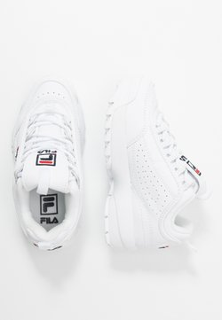 Fila - DISRUPTOR KIDS - Sneakers laag - white