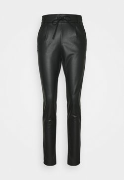 ONLY Tall - ONLPOPTRASH EASY PANT - Stoffhose - black