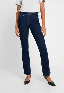 Mavi - MEL - Bootcut jeans - dark blue denim