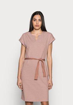 Re.draft - EASY DRESS - Freizeitkleid - stripe tuscany