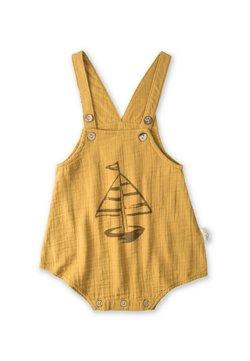 Cigit - MUSLIN ROMPER - Body - mustard yellow