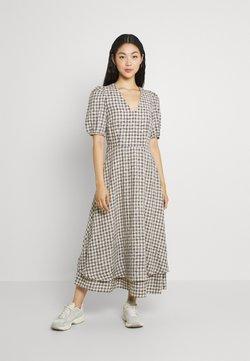 YAS - YASSTORIA LONG DRESS - Maxikleid - eggnog