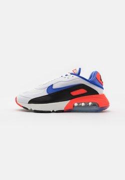 Nike Sportswear - AIR MAX 2090 EOI UNISEX - Sneakers laag - summit white/racer blue/black