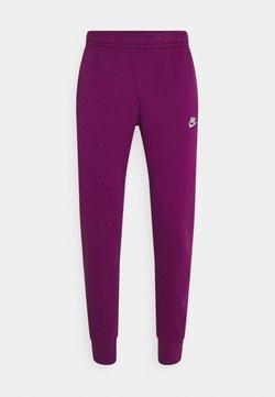 Nike Sportswear - CLUB - Jogginghose - viotech/viotech/white