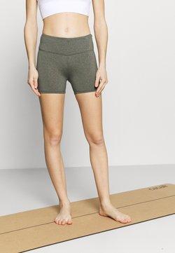 Cotton On Body - SHORTIE SHORT - Tights - oregano marle
