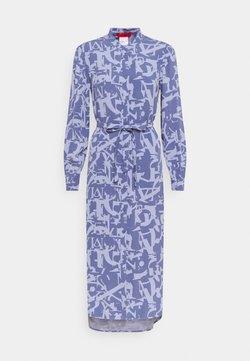 MAX&Co. - PERUGIA - Vestido camisero - light blue