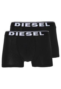 Diesel - UMBX-DAMIEN BOXER 2PACK - Panties - schwarz