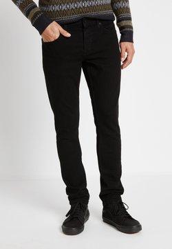 Only & Sons - ONSLOOM BLACK - Slim fit -farkut - black denim