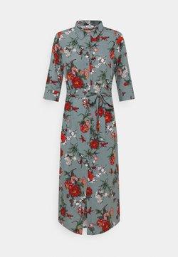 ONLY Petite - ONLNOVA LIFE DRESS - Maxikleid - balsam green/glory garden