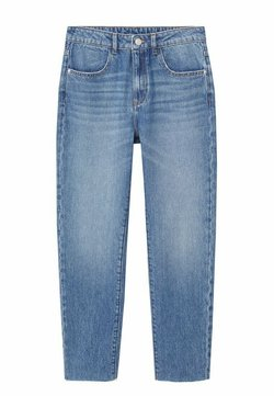 Mango - VIOLET - Jeans Relaxed Fit - donkerblauw