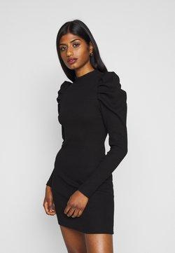 Fashion Union Petite - AMERICA MINI - Robe d'été - black