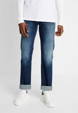 Tommy Jeans - RYAN  - Jeans Bootcut - atlanta dark blue