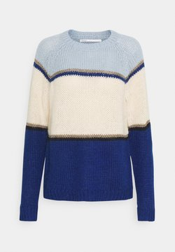 ONLY Tall - ONLTERRIE - Strickpullover - blue fog/dull silver