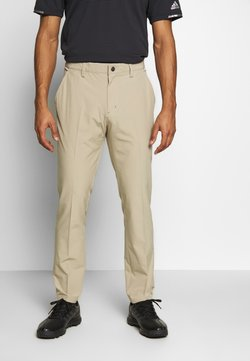 adidas Golf - ULTIMATE PANT - Stoffhose - raw gold