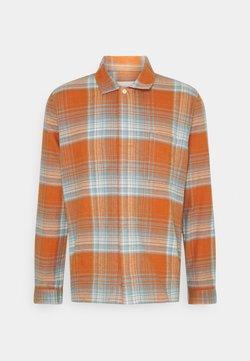 Folk - PATCH - Camisa - blue amber