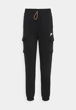 Nike Sportswear - PANT - Jogginghose - black/black/white
