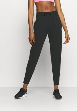 Nike Performance - WARM PANT RUNWAY - Jogginghose - black/reflective silver