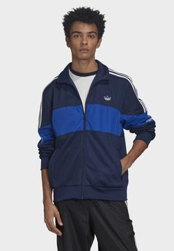 adidas Originals - BANDRIX TRACK TOP - Trainingsjacke - blue