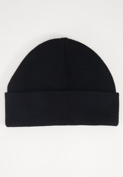 Pier One - SHORT BEANIE  - Pipo - black
