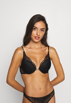 LASCANA - Push-up BH - black