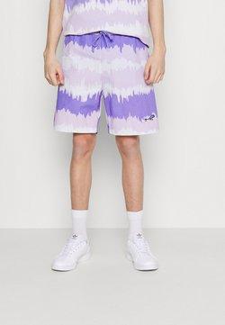 adidas Originals - UNISEX - Shorts - light purple/multicolor