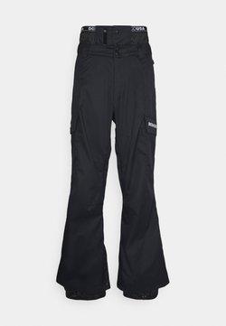 DC Shoes - IDENTITY PANT - Täckbyxor - black