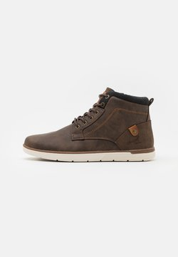 Pier One - Sneaker high - brown
