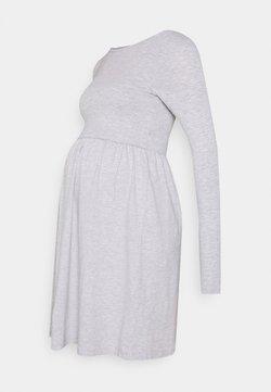 Anna Field MAMA - Jerseykleid - grey
