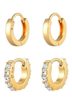 Elli - 2 SET - Örhänge - gold