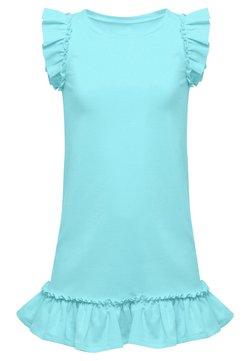 myMo KIDS - Freizeitkleid - turquoise