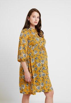 Queen Mum - SEATLE DRESS - Blusenkleid - sunflower