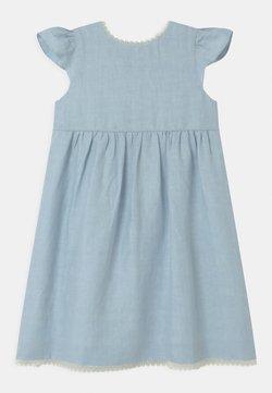 Twin & Chic - MARBELLA - Blusenkleid - blue