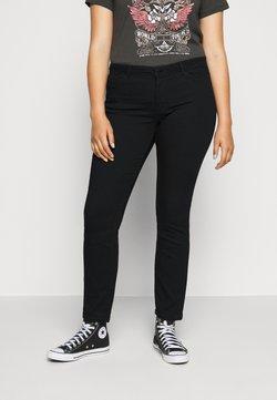 Vero Moda Curve - VMMANYA  - Slim fit jeans - black