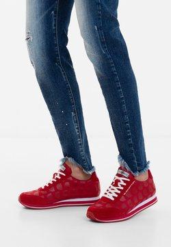 Desigual - Sneaker low - red