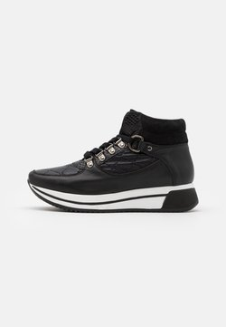 Mis Pepas - Sneakers hoog - black